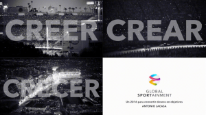 GLOBAL SPORTAINMNET 2016