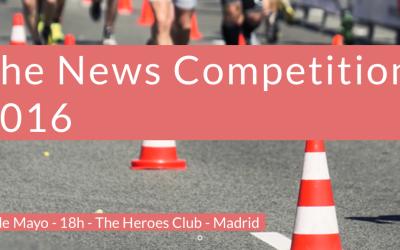 "The News Competition 2016 tratará las ""Narrativas Globales a través del Deporte"""