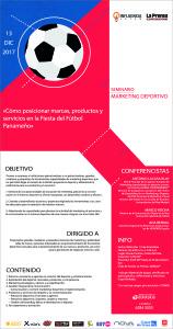 Seminario Marketing Deportivo Panama