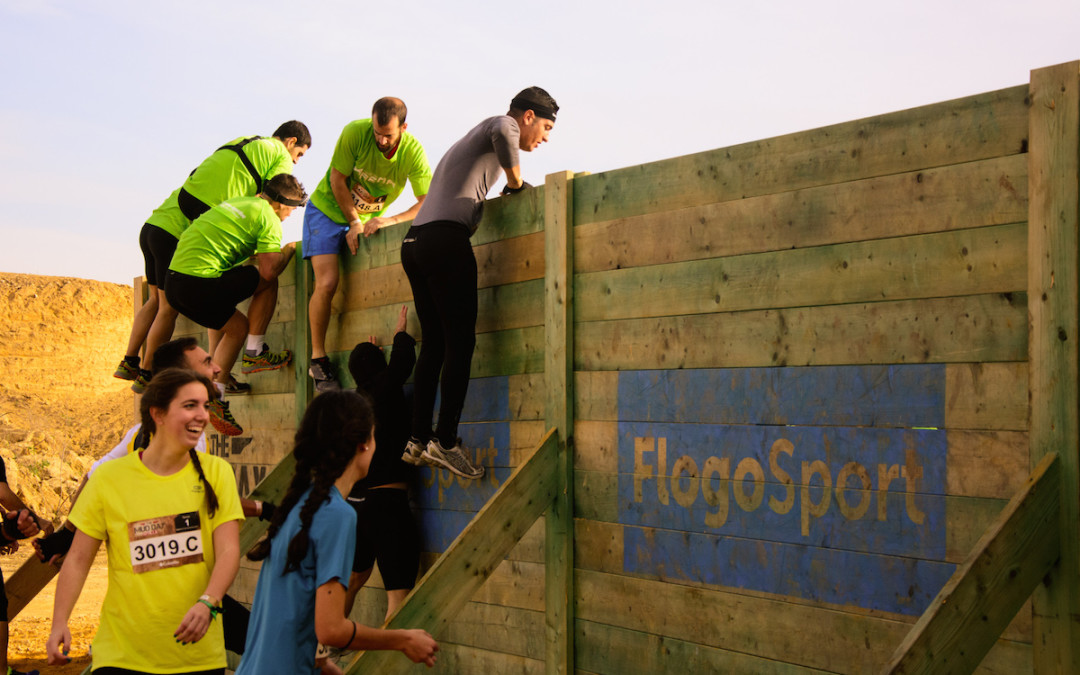 "FlogoSport presente en ""The Mud Day"" Sevilla 2015"