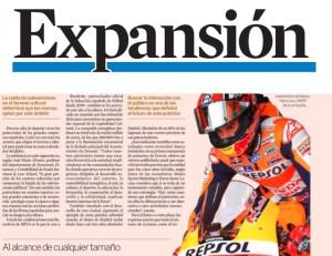Artículo Patrocinio Antonio Lacasa Expansión