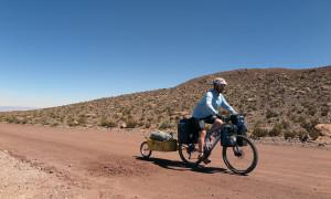 Juan Sin Miedo cruzará el desierto de Atacama