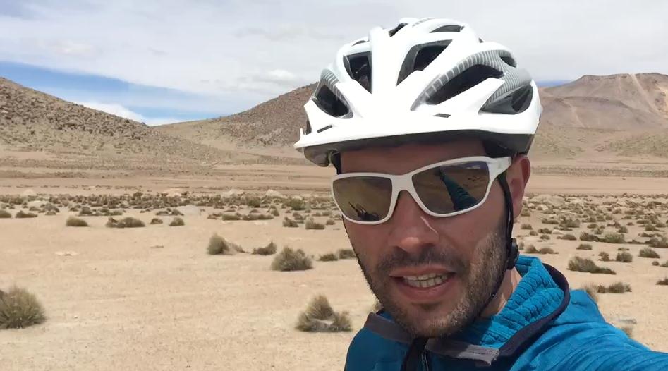 Saludos desde Atacama
