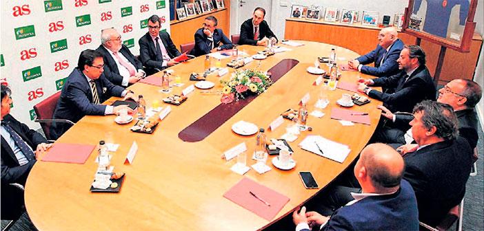 Antonio Lacasa y los retos del patrocinio deportivo en el Diario AS