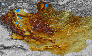 Mapa itinerario Mongolia 2017 copia