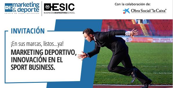 Jornada de innovación en el Sport Business en ESIC Sevilla