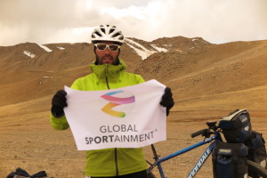 Juan Sin Miedo  y Global Sportainment
