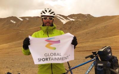 Juan Sin Miedo saluda desde Mongolia