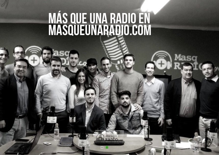 Especial ESIC Marketing Deportivo en MasqueunaRadio.com
