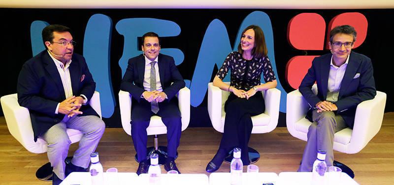 Mesa sobre patrocinio en el deporte en el HEM Bilbao 18