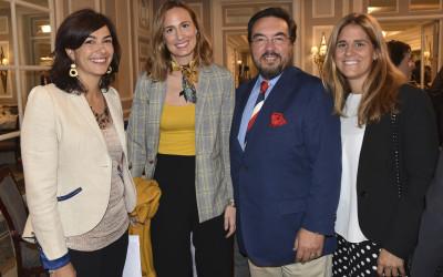 Desayuno Deportivo de Europa Press con María José Rienda, presidenta del CSD
