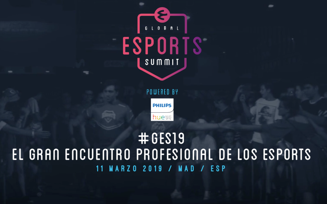 Madrid acogerá el Global Esports Summit, el mayor encuentro profesional del sector esports