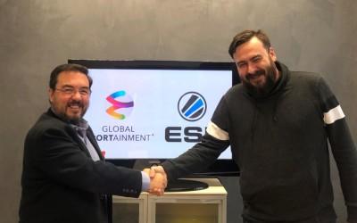 Se formaliza la colaboración entre ESL y Global Sportainment