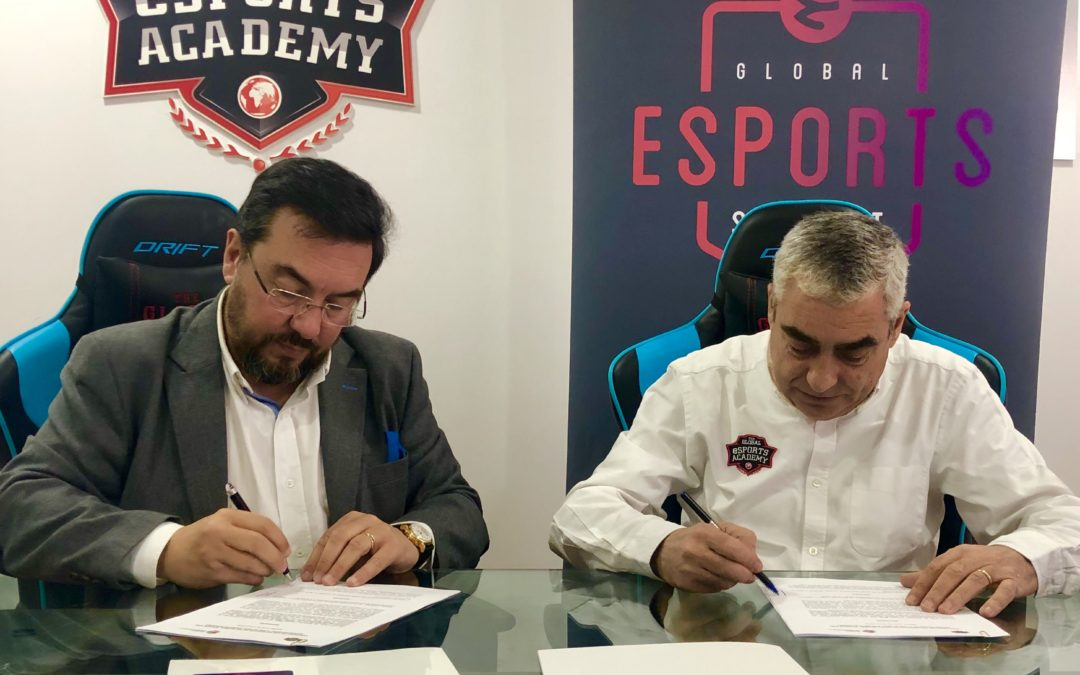 The Global Esports Academy nuevo partner académico del GES19