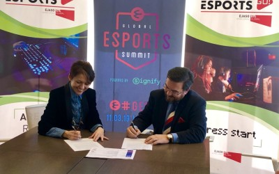 "EJASO ETL Global será ""conference partner"" del Global Esports Summit"