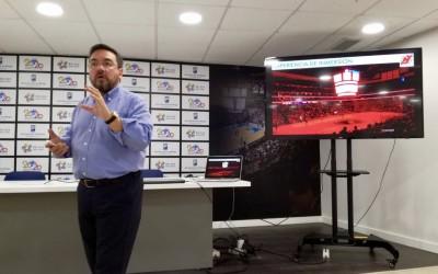 Jornada de Marketing Deportivo y sistemas audiovisuales en Málaga organizada por Agesport