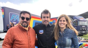 Global Sportainment Fernando Alonso