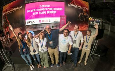GESx By ESIC Valencia en Dreamhack, las oportunidades de Digital Business