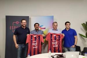 Cerro Porteño y Global Sportainment