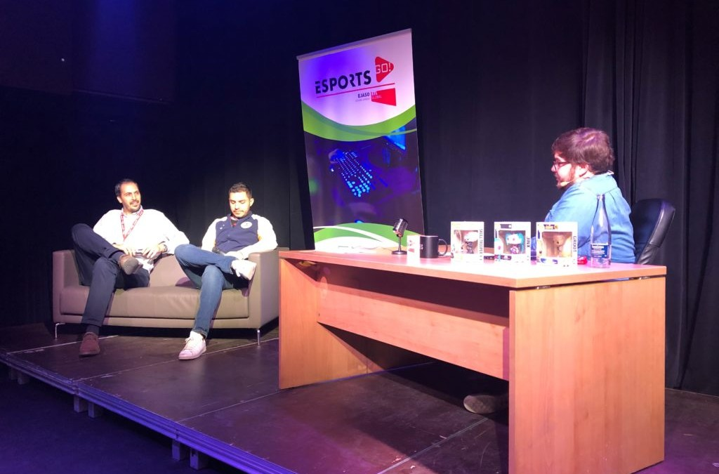 EJASO celebra en colaboración con Global Esports Summit el Esports Go! II Forum