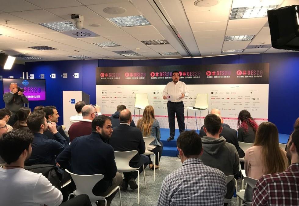 Global Esports Summit presenta su segunda edición (GES20) en Agencia EFE