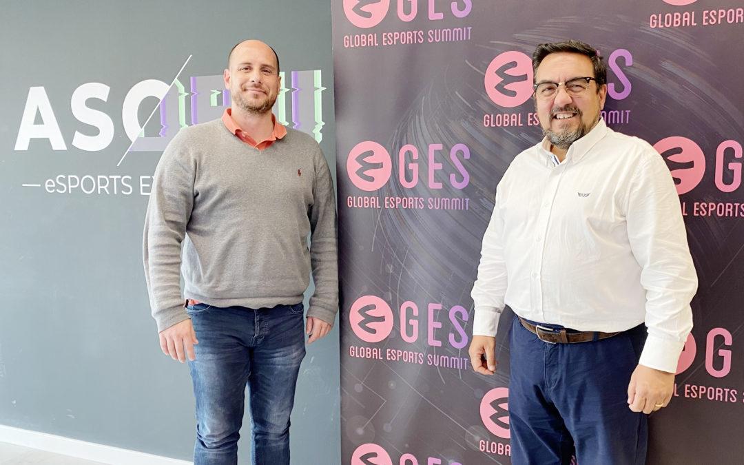 Asobu eSports y Global Esports Summit firman un acuerdo de colaboración