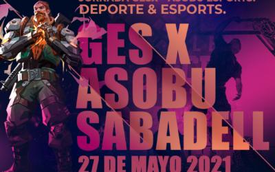 Programa de la Jornada GESX – ASOBU ESPORTS SABADELL