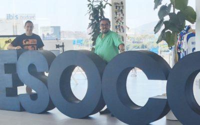 Global Esports Summit visita la nueva sede de BeSoccer