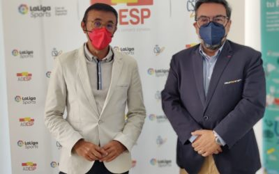 ADESP se reúne con Global Esports Summit