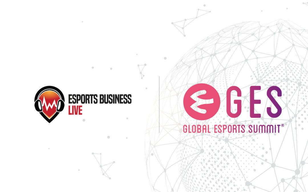 Esports Business Live y GES firman un acuerdo de colaboración