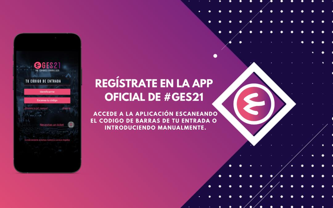 Ya está disponible la App de GES21 de la mano de BeSoccer