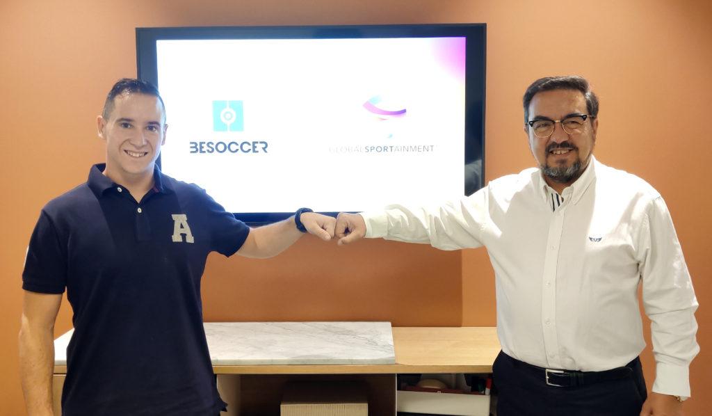Manuel Heredia y Antonio Lacasa