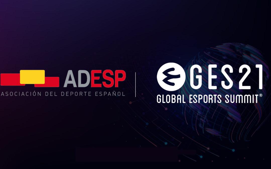 Convenio de colaboración entre ADESP y GES