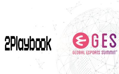 2PLAYBOOK, media partner de GES
